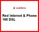 Internetflat 100 DSL von Vodafone