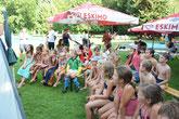 ÖLRG Schwimmtag für coole Kids