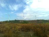 Istallazione nuova pala eolica - Montepaone (CZ)