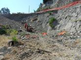 Indagini geognostiche in Via Tarantino - Caulonia (RC)