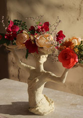 Dancer for Flowers, sculpture by Sarah Myers