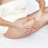 Lipomassage gegen Cellulite an Po und Beinen