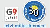 Unterstützer der NRW-G9-Initiative!
