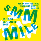 Location tentes et stands par Les Chemins de Traverse - Festival Vegan Paris - 2016