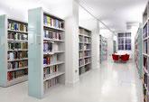 Bücherregale - Museumsregal Bibliotheken Regal Bücherregal