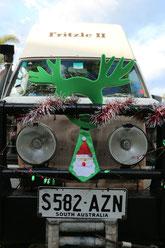 Auto in OZ - 2014 Dezember