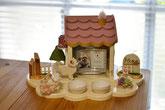 ペット仏壇、かわいいペット仏壇、手作りのペット仏壇