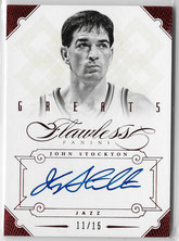 JOHN STOCKTON / Greats - No. 35  (#d 11/15)