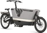 Lasten e-Bike Gazelle Makki Load