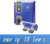Link eXO iQ 18 LS Low Salt Zodiac Salzwasser Dosieranlage Wasserregulierung Dosierstation