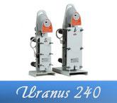 Uranus 240 Wärmetauscher Poolheizung Zodiac