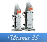 Uranus 35 Wärmetauscher Poolheizung Zodiac