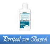 Puripool Bayrol Überwinterungsmittel Winterschutz Wasserpflege Pool Schwimmbecken