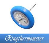 Ringthermometer Zubehör Wasserpflege Pool Schwimmbecken