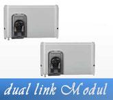 Dual Link Modul Zodiac Salzwasser Dosieranlage Wasserregulierung Dosierstation