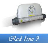 Link Red Line 9 Zodiac Elektroerhitzer Elektro-Erhitzer Schwimmbadheizung