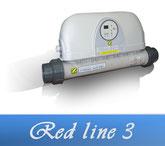 Link Red Line 3 Zodiac Elektroerhitzer Elektro-Erhitzer Schwimmbadheizung