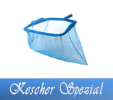 Bodenkescher Spezial Reinigungsbedarf Reinigungsgeräte und Zubehör Pool Schwimmbecken