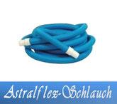 Astralflex Schwimmschlauch 9 lfm 12 lfm Reinigungsbedarf Reinigungsgeräte und Zubehör Pool Schwimmbecken
