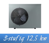 Link Smart Inverter PLUS 8,0 kW 230V von Peraqua Wärmepumpe Poolheizung