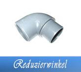 Reduzierwinkel 90 Grad DA50 DA63 Fitting Klebe Verrohrungsmaterial und Zubehör