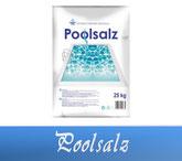 Poolsalz 25 kg für Salzelektrolyseanlage Betriebsbedarf Wasserpflege Pool Schwimmbecken
