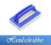 Handschrubber Reinigungsbedarf Reinigungsgeräte und Zubehör Pool Schwimmbecken