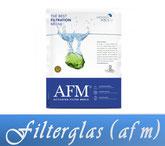 Glas Filtermaterial AFM Betriebsbedarf Wasserpflege Pool Schwimmbecken
