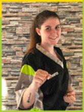 Jennifer Degen - Bild 002 Kampfsport Team - Kampfsportschule Friesoythe