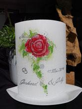 Rosendeko Hochzeit