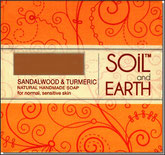 Soil and Earth Ayurvedic Soap