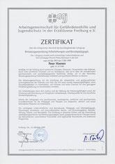 AGJ-Freiburg: Vocational Pedagogics, Rehabilitation Occupationa Therapy