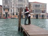 Venise, de l'eau , des amours...