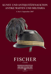 Catalogue B de la vente d'armes septembre 2007