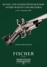 Catalogue A de la vente d'armes septembre 2007