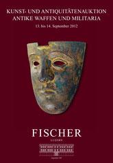 Katalog Auktion Antike Waffen und Militaria September 2012
