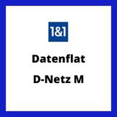 1 & 1  Datenflat D-Netz M trotz Schufa