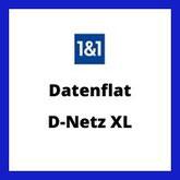 1 & 1  Datenflat D-Netz XL trotz Schufa