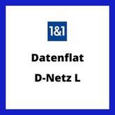 1 & 1  Datenflat D-Netz L trotz Schufa