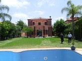 vente villa à Targa, Marrakech