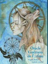Oracle guérison de l'âme, Pierres de Lumière, tarots, lithothérpie, bien-être, ésotérisme