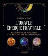 L'Oracle Energie Fractale, Pierres de Lumière, tarots, lithothérpie, bien-être, ésotérisme