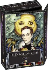 Le tarot d'hyrtis,  Pierres de Lumière, tarots, lithothérpie, bien-être, ésotérisme