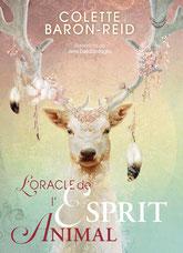 L'Oracle de l'Esprit animal, Pierres de Lumière, tarots, lithothérpie, bien-être, ésotérisme