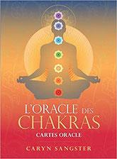 L'oracle des chakras , Pierres de Lumière, tarots, lithothérpie, bien-être, ésotérisme