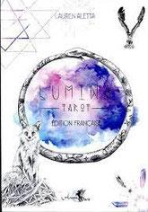 Lumina Tarot,  Pierres de Lumière, tarots, lithothérpie, bien-être, ésotérisme