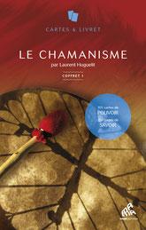 Le chamanisme coffret, Pierres de Lumière, tarots, lithothérpie, bien-être, ésotérisme