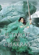 Le tarot dees chakras, Pierres de Lumière, tarots, lithothérpie, bien-être, ésotérisme