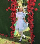 Anniversaire Alice aux pays des merveilles