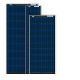 Solar panels SOLARA S-series with frame with 95 watts, 120 watts & 190 watts. Ideal for retrofitting and for complete sets with charge controller and mounting system. The solar panels have successfully passed all tests. Solar panels for mobile homes.